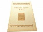 INSTYNKTY, UCZUCIA, AFEKTY - Witwicki (1947)