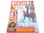 FOCUS NR 12 (87) GRUDZIEŃ 2002 ZIMA NA OSTRO