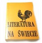 LITERATURA NA ŚWIECIE NR 7 (132) LIPIEC 1982