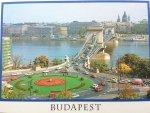 BUDAPEST. LANCHID. CHAIN-BRIDGE