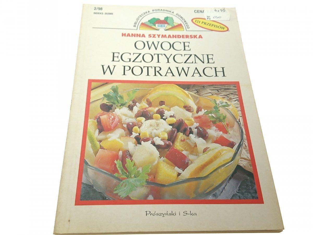 Przepisy Czytelników Owoce Egzotyczne W Potrawach