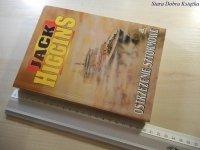OSTRZEŻENIE SZTORMOWE - Jack Higgins 1996