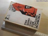 PAN SAMOCHODZIK I ZAGADKI FROMBORKA Nienacki 1983