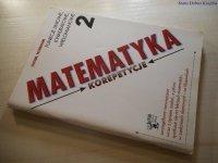 MATEMATYKA KOREPETYCJE CZ. 2 - Robert Całka
