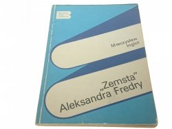 'ZEMSTA' ALEKSANDRA FREDRY - M. Inglot (1987)