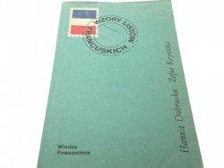 WZORY LISTÓW FRANCUSKICH - Hanna Dobrucka (1978)