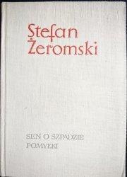 SEN O SZPADZIE. POMYŁKI - Stefan Żeromski 1966