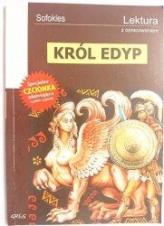 KRÓL EDYP – SOFOKLES. LEKTURA Z OPRACOWANIEM - W. Rzehak 2011