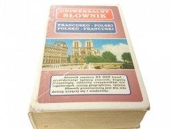 UNIWERSALNY SŁOWNIK FRA-POL POL-FRA - Nowak 1999