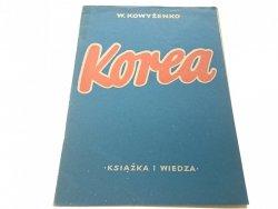 KOREA - W. Kowyżenko