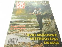 WIADOMOŚCI WĘDKARSKIE 9/98 - OKONIOWY SZAŁ