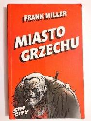 MIASTO GRZECHU. SIN CITY - Frank Miller 2002