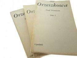 NAD NIEMNEM TOMY I II III - Eliza Orzeszkowa