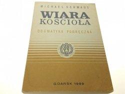 WIARA KOŚCIOŁA 1 DOGMATYKA PODRĘCZNA Schmaus 1989