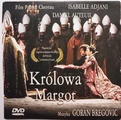 KRÓLOWA MARGOT. DVD