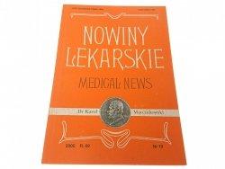NOWINY LEKARSKIE NR 10 - Dr Karol Marcinkowski