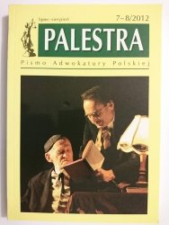 PALESTRA NR 7-8/2012 LIPIEC-SIERPIEŃ 2012