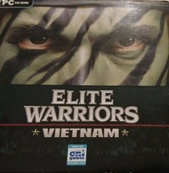 ELITE WARRIORS. VIETNAM PC CD-ROM