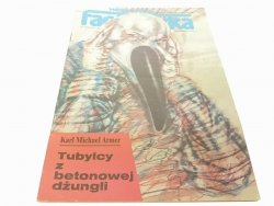 MIESIĘCZNIK FANTASTYKA 11 (74) LISTOPAD 1988