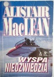 WYSPA NIEDŹWIEDZIA - Alistair MacLean 1993