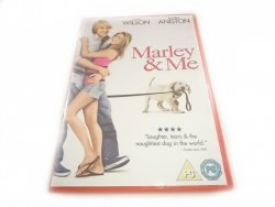 MARLEY AND ME. FILM DVD