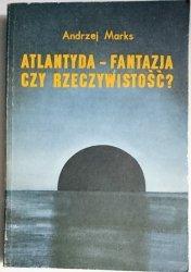 ATLANTYDA-FANTAZJA CZY RZECZYWISTOŚĆ? - Marks 1986