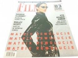 FILM. LISTOPAD (11) 2003