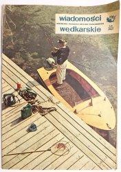 WIADOMOŚCI WĘDKARSKIE NR 7-8 1967