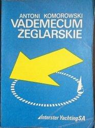 VADEMECUM ŻEGLARSKIE - Antoni Komorowski 1988