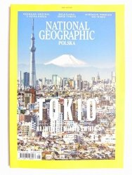 NATIONAL GEOGRAPHIC POLSKA 08.2019 TOKIO