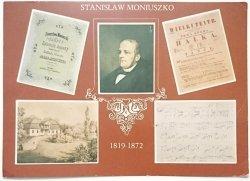 STANISŁAW MONIUSZKO 1819-1872 FOT. DUTKIEWICZ