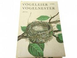VOGELEIER UND VOGELNESTER - Jan Hanzak 1972