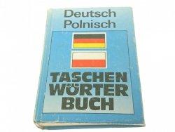 DEUTSCH POLNISCH. TASCHEN WORTER BUCH (1990)