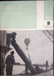 PRZEGLĄD MORSKI NR 9 WRZESIEŃ 1972