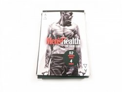 MEN'S HEALTH THE GAINS GAME. WORKOUT CARDS KOMPLET
