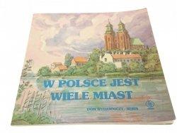 W POLSCE JEST WIELE MIAST - Włodzimierz Scisłowski