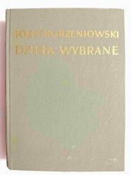 DZIEŁA WYBRANE TOM II NOWE WĘDRÓWKI ORYGINAŁA - Józef Korzeniowski 1954