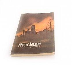 SAN ANDREAS - Alistair MacLean 1991