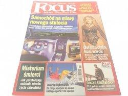 FOCUS NR 11 (62) LISTOPAD 2000