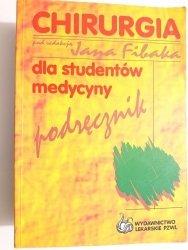 CHIRURGIA DLA STUDENTÓW MEDYCYNY  1996