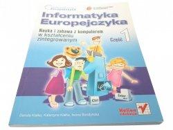 INFORMATYKA EUROPEJCZYKA CZĘŚĆ 1 2009