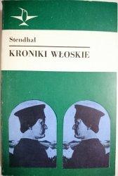 KRONIKI WŁOSKIE - Stendhal 1983