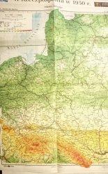 II RZECZPOSPOLITA W 1930 r. MAPA ZJEDNOCZONEJ POLSKI 1918Franciszek Przeździecki 1980