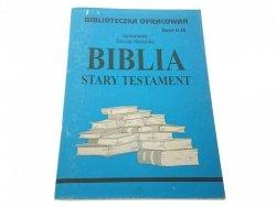 BIBLIA. STARY TESTAMENT - Danuta Wilczycka (2000)
