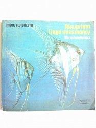 AKWARIUM I JEGO MIESZKAŃCY - Mirosław Huszcz 1984
