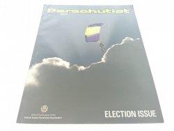 PARACHUTIST NOVEMBER 2012