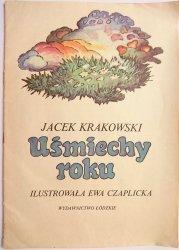 UŚMIECHY ROKU - Jacek Krakowski 1986