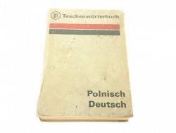 TASCHENWORTERBUCH. POLNISCH DEUTSCH (1972)