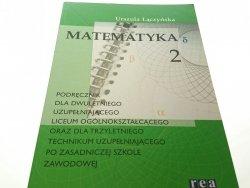 MATEMATYKA 2 - Urszula Łączyńska 2006