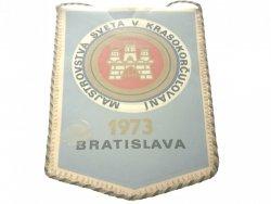 MS 1973 BRATISLAVA MAJSTROVSTVA SVETA V